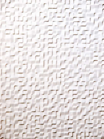 Wit naadloos muur textuur achtergrond Stockfoto