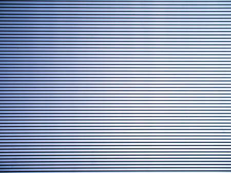 texture of blue polycarbonate sheet Stock Photo