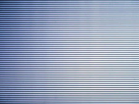 textuur van blauwe polycarbonaatplaat Stockfoto
