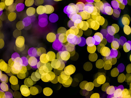 Abstract bokeh colorful tone background Stock Photo