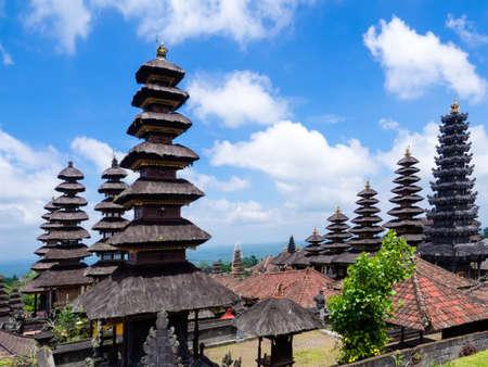 Pura Besakih Bali Temple, Indonesia