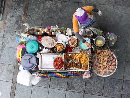 thai street local food