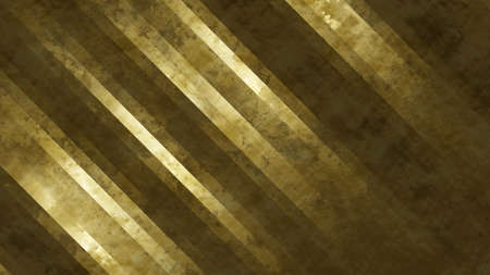 Shining golden texture abstract pattern background Stock Photo