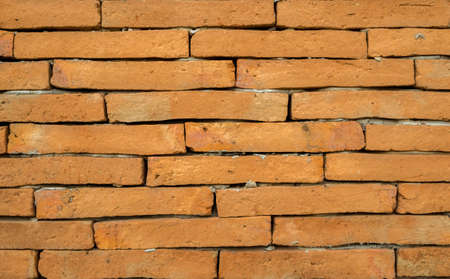 textured wall: brick wall textured background Stock Photo