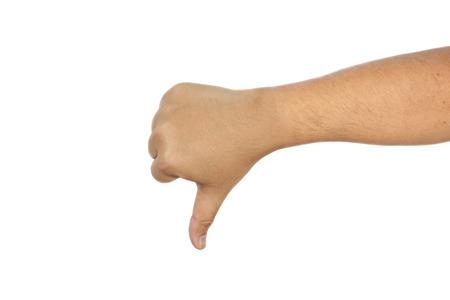 thump: Thump down hand