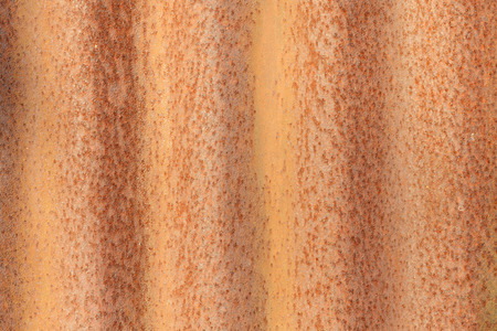 Rusty zinc texture background