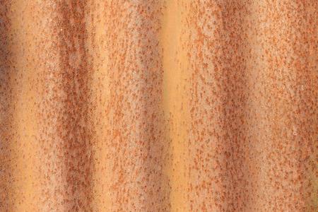 rusty: Rusty zinc texture background