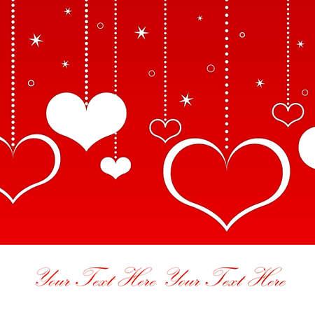 love postcard Illustration