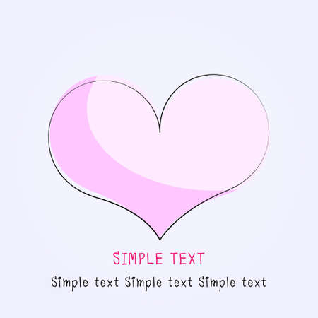 love wallpaper: lovely heart