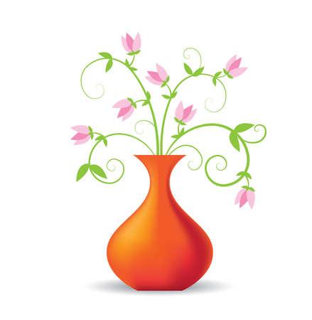Sweet flowers Illustration