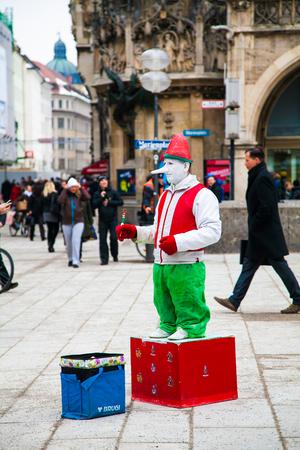 Amazing Joker street show