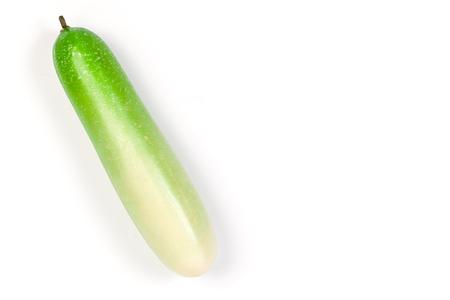 cuke: Cucumber isolated on white background Stock Photo