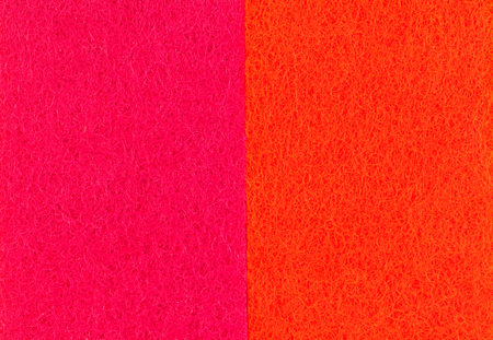 two tone: Two tone sponge texture background  ( Red and Orange)
