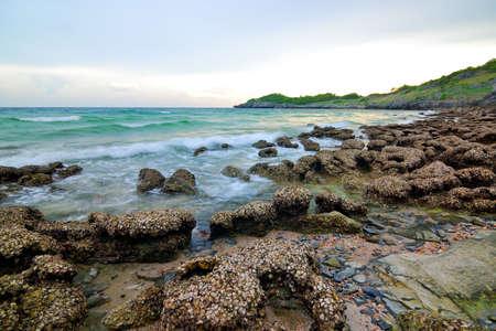 samutprakarn: Srichang island, Samutprakarn Thailand Stock Photo