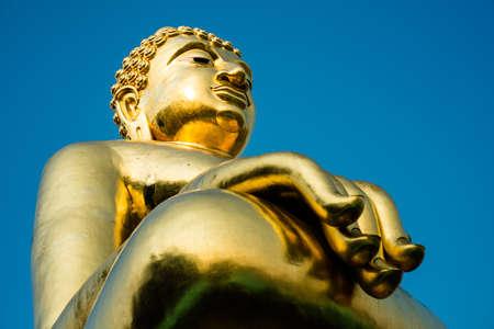 doctrine: Buddha statue