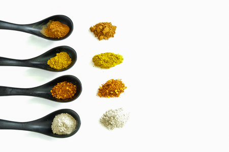 four of a kind: four kind of spice