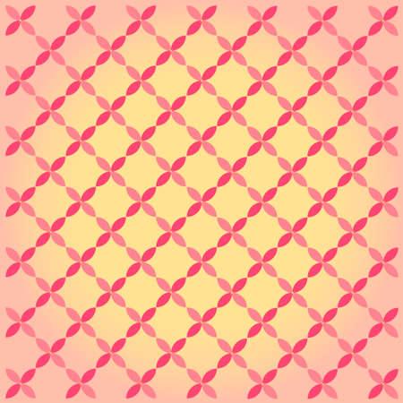 Tiny pink flower pattern backgound