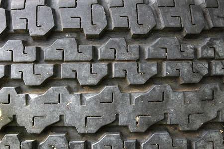 tire tread pattern Stock Photo - 14871469