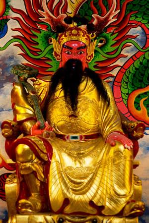 china god