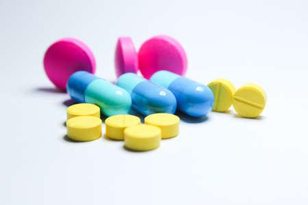 prescriptions: Varias p�ldoras