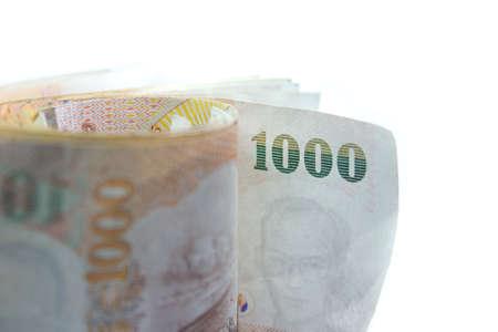 money roll thailand Stock Photo - 15830693