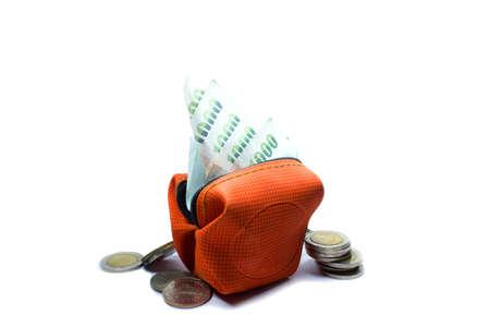 money mini pocket Stock Photo - 15845646
