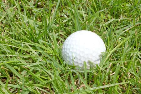 close up golf photo