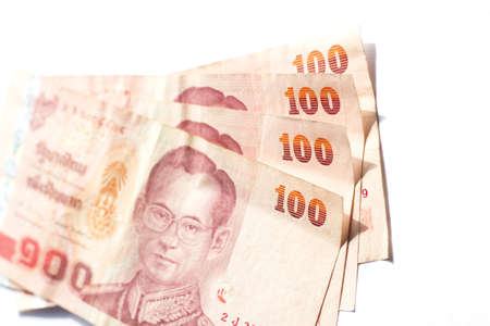 thai money background Stock Photo - 16562273