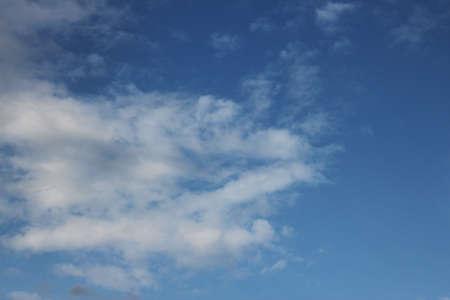 nimbi: Clouds blue sky  Stock Photo