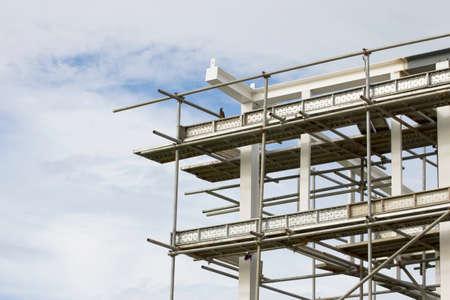 scaffolding elements Imagens - 30987589