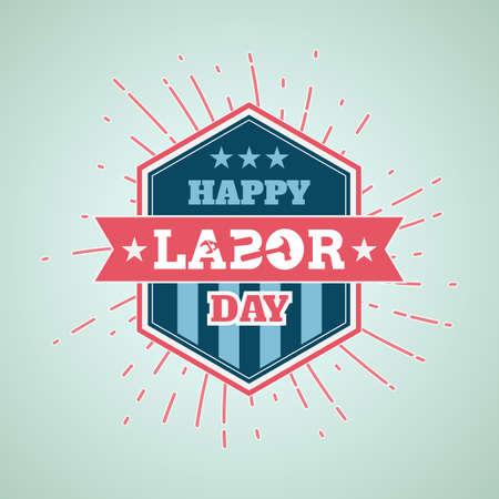 labor day background: Happy Labor day