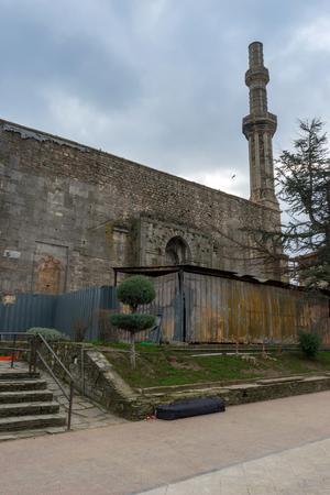 Bayezid Mehmed I Mosque in Didymoteicho town, Greece.