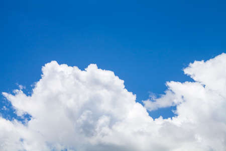 clound: Sky clouds background, Blue sky in good weather days.
