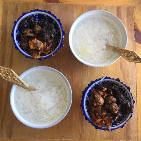 Delicious Thai Food Imagens