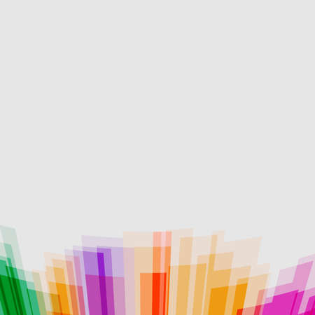 straight lines abstract background. Modern design with colorful tone for use background.Vector illustration Ilustração