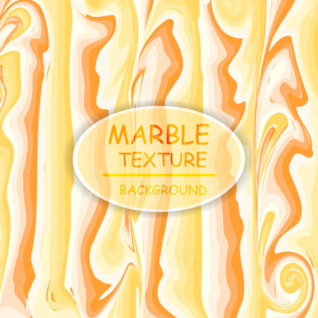 Liquid marble texture or wooden texture background. Brown tone.Vector illustration