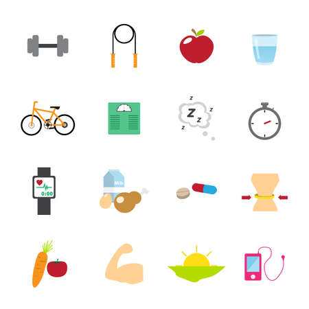 icons: health icons