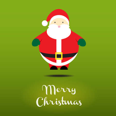 christmas card template vector background
