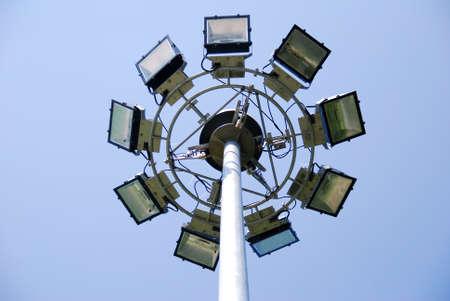 Spotlight type ring frame. photo