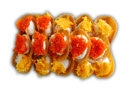 kind of Thai sweetmeat. photo
