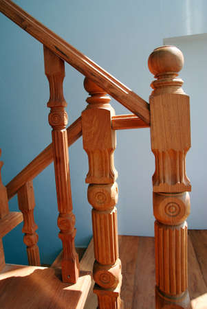 headtop of the stairs photo