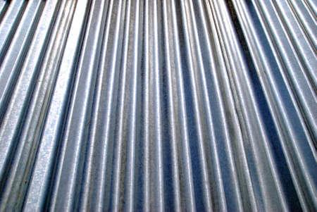 vertikale Wellblech-Hintergrund.