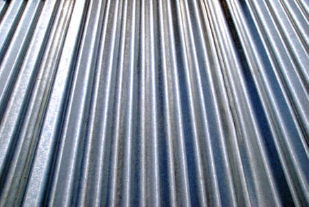 corrugated iron: vertical corrugated iron background.
