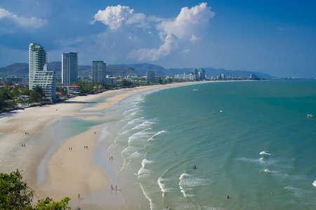 Hua Hin Beach Thailand