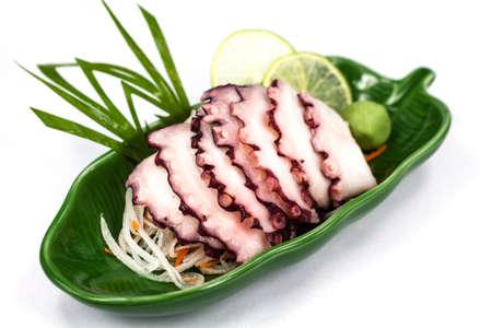 japon food: sashime japan food Banque d'images