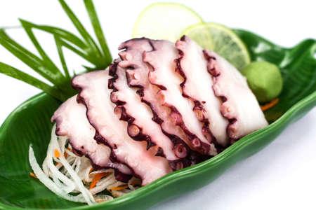 sashime japan food Stock Photo