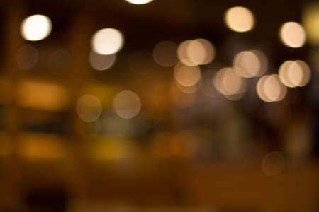 coffee shop bokeh background 版權商用圖片