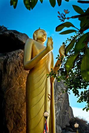 Big Buddha statue in Hua Hin Thailand Stock Photo - 15825049