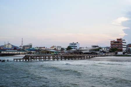 hin hua: Hua Hin location  City Thailand