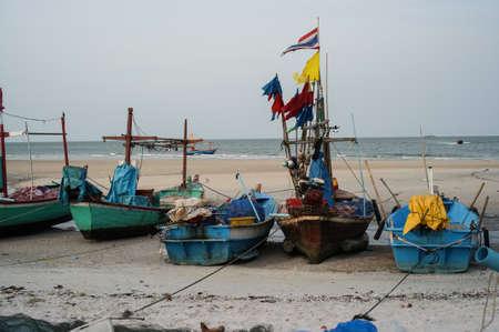 Hua Hin location  City Thailand Stock Photo - 16194451